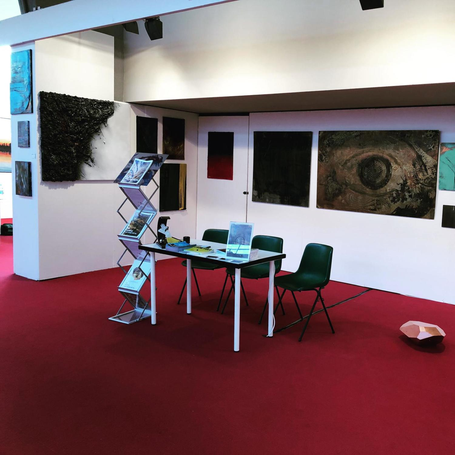 Pavia ART Talent, CARNEVIOLA Art Project: galleria d'Arte a La Spezia